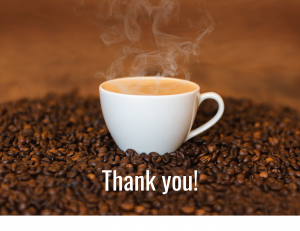 Coffee Thank You